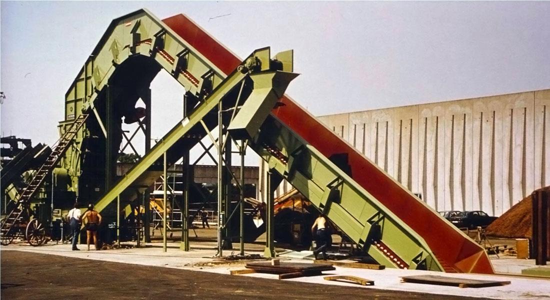 Stahlschuppenbänder